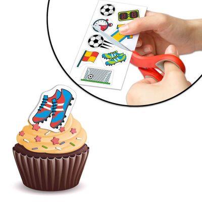 15 décorations football pour gâteau | jourdefete.com
