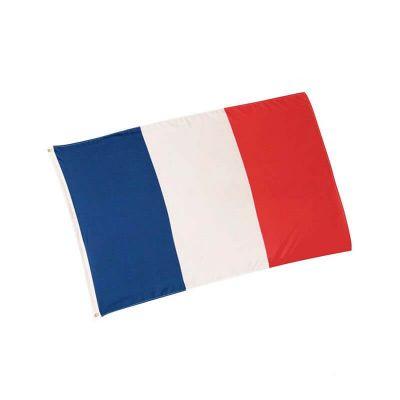 drapeau tricolore France de 150 cm   jourdefete.com