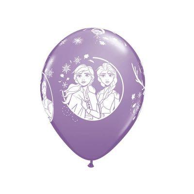 ballons-latex-reine-des-neiges-decoration | jourdefete.com
