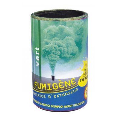 Fumigène - 60 secondes - Vert | jourdefete.com