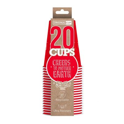 gobelet-carton-rouge-recyclable | jourdefete.com