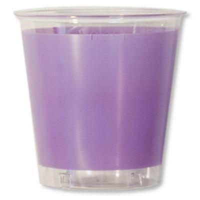 Gobelets en plastique 30cl Mauve