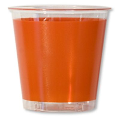 Gobelets en plastique 30cl Orange