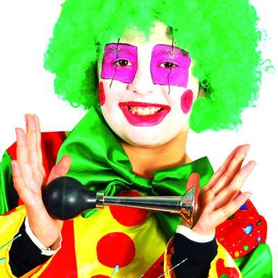 Accessoire de Déguisement Klaxon de Clown
