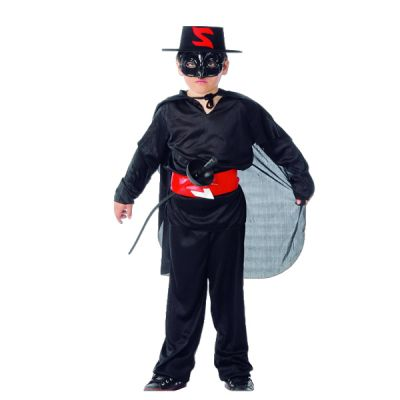 Déguisement de Zorro le Justicier Masqué