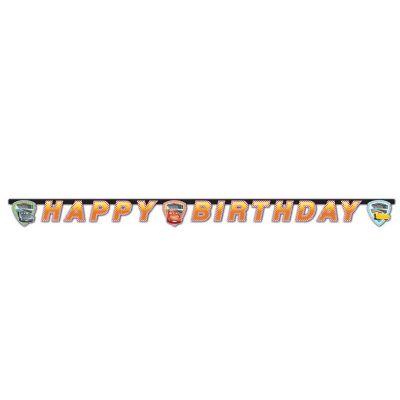 guirlande-cars-anniversaire-enfant | jourdefete.com