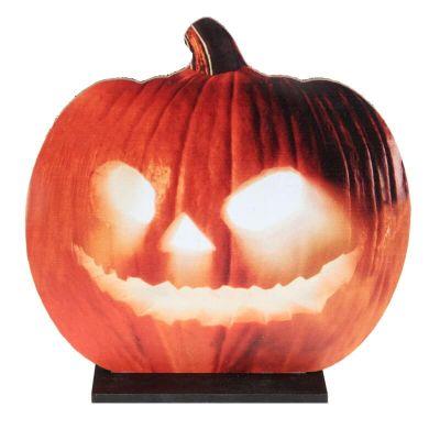 halloween-citrouille-sur-socle   jourdefete.com