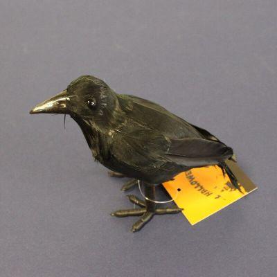corbeau-noir-decoration-halloween | jourdefete.com
