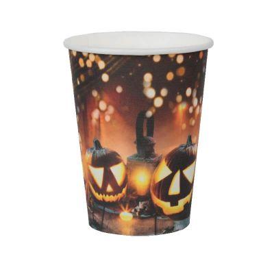 10-gobelets-halloween-citrouille | jourdefete.com