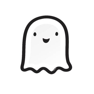 assiettes-fantome-blanc-halloween | jourdefete.com