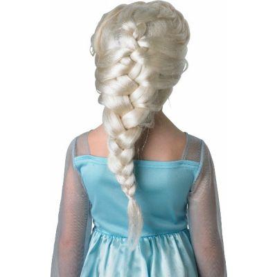 Perruque Reine des Neiges Elsa Fille