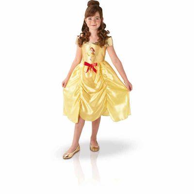 Déguisement Princesse Disney Enfant - Belle - Taille au Choix