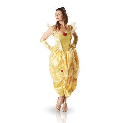 Déguisement Belle de Disney - Taille au choix