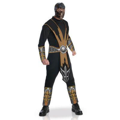 """Déguisement Mortal Kombat """"Scorpion"""" - Taille L"""