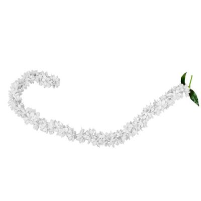 guirlande-orchidee-blanc-decoration | jourdefete.com