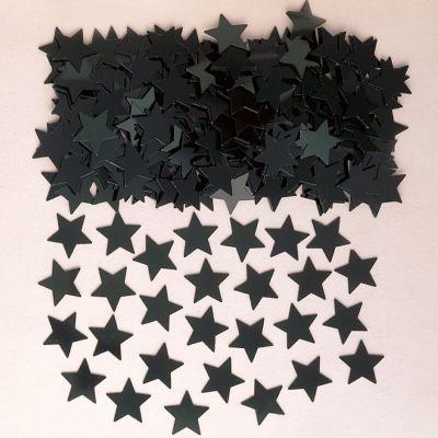 Confettis Etoiles Noires - 14 gr