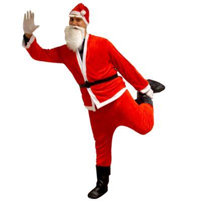 Déguisement Père Noël Jour de Fête