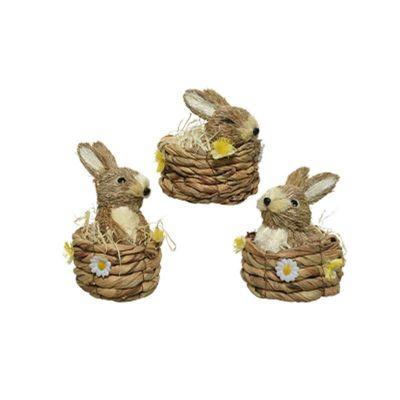 lapin-paques-panier-decoration | jourdefete.com
