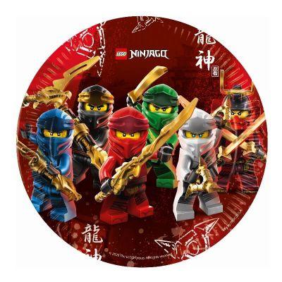 assiettes-lego-ninjago | jourdefete.com