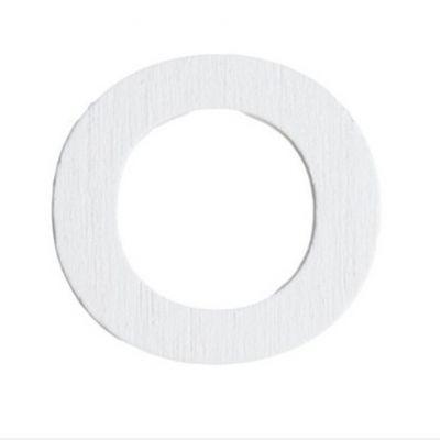 Lettre O en Bois Blanc - 5 cm