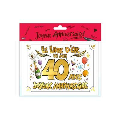 livre-or-40ans-anniversaire | jourdefete.com