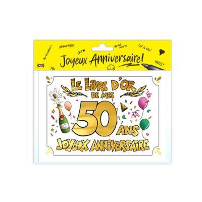 livre-or-50ans-anniversaire   jourdefete.com