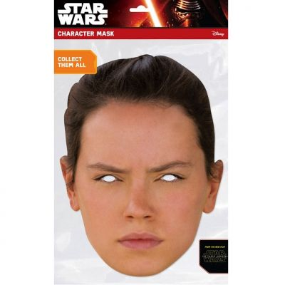 Masque en Carton Rey - Star Wars