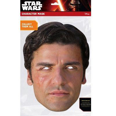 Masque en Carton Poe Dameron - Star Wars