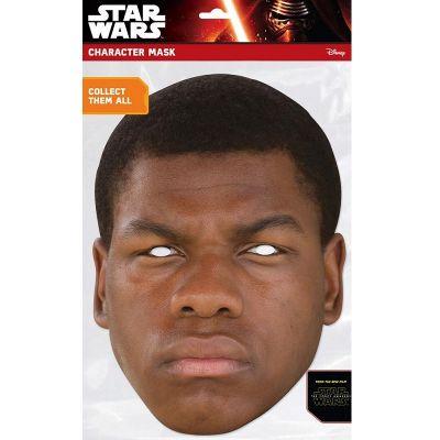 Masque en Carton Finn - Star Wars