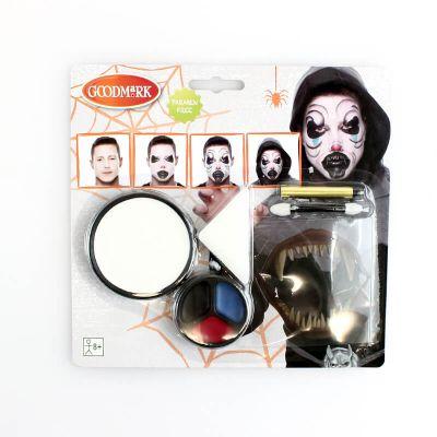 Kit Maquillage Clown Monstrueux - Adulte