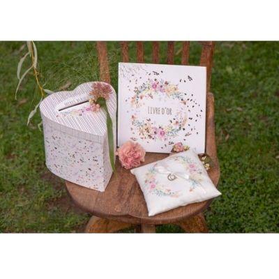 livre dor collection mariage fleuri   jourdefete.com
