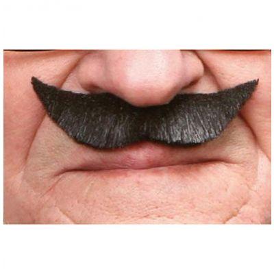 """Moustache """"Mario"""" - Noir"""
