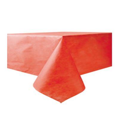 Nappe en Intissé Rouge - 140cm x 240cm