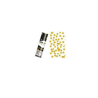 canon a confettis etoiles dorees | jourdefete.com