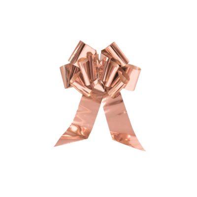 nœud cadeau geant rose gold | jourdefete.com