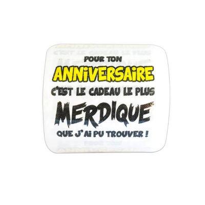 Papier-toilette-anniversaire-merdique | jourdefete.com