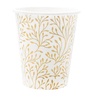 gobelets-carton-verres-paques-decoration-table | jourdefete.com
