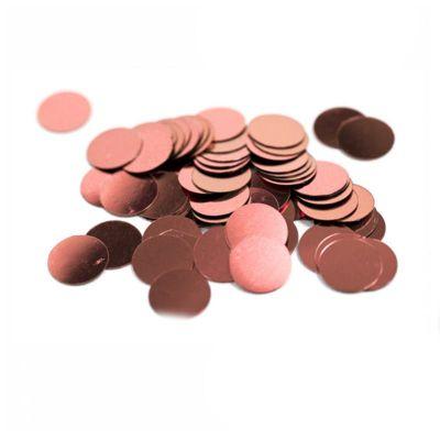 Sachet de 10g de confettis de table - Rose Gold   jourdefete.com