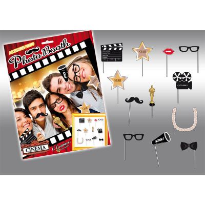 """Pack photo booth """"Cinéma"""""""