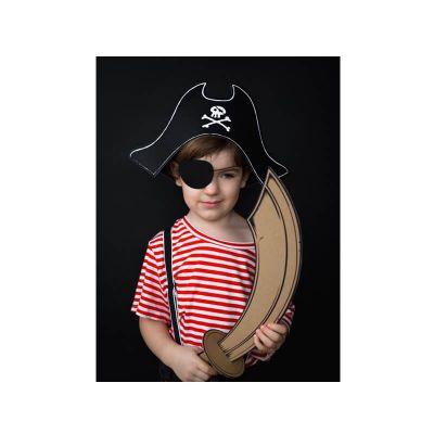 sabre en carton de pirate pour enfant do it yourself   jourdefete.com