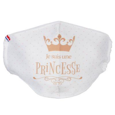 masque facial lavable princesse | jourdefete.com