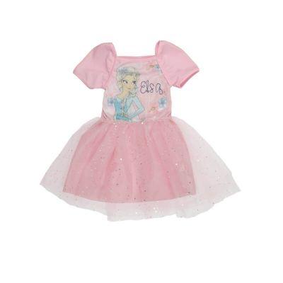 robe-tutu-rose-elsa-reine-des-neiges | jourdefete.com