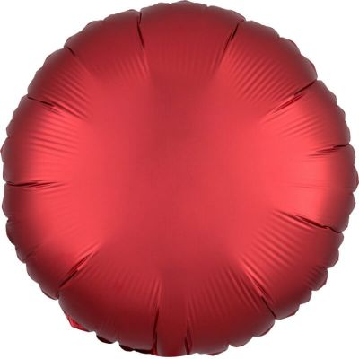 ballon-helium-rouge-mat-satin | jourdefete.com