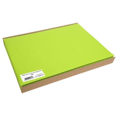Lot de 100 sets de table Spunbond - Vert Kiwi