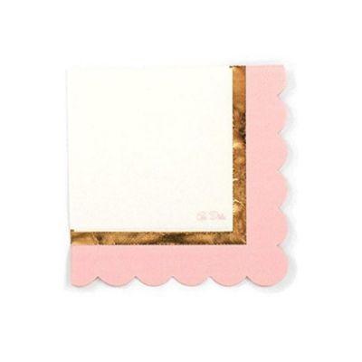 16-serviettes-So-Chic-Rose-Pastel|jourdefete.com