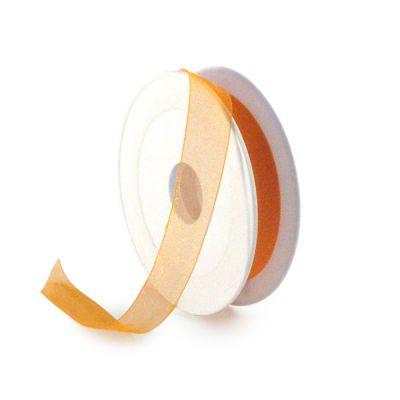 Ruban Organdi 15 mm orange
