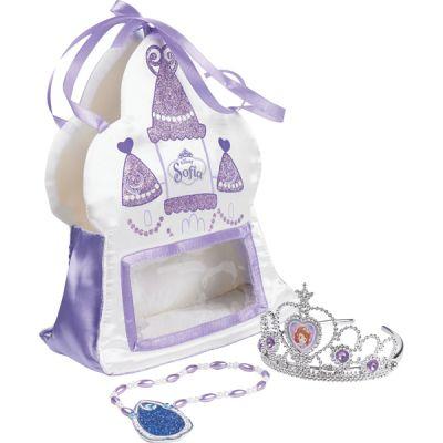 Accessoires Déguisement de Sofia Princesse Disney
