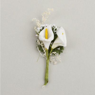 12 Fleurs Arum avec tige
