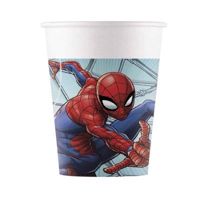 gobelets-carton-spiderman-25cl|jourdefete.com