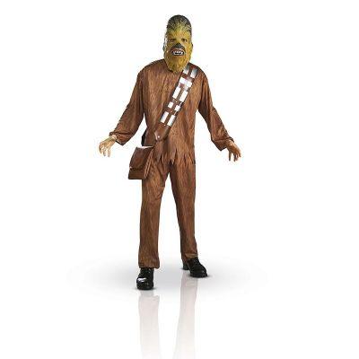Déguisement Chewbacca Adulte - Taille Unique